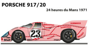 Did not finish at the 24 hours of Le Mans 2071 with drivers Reinhold Joest, Willi Kauhsen